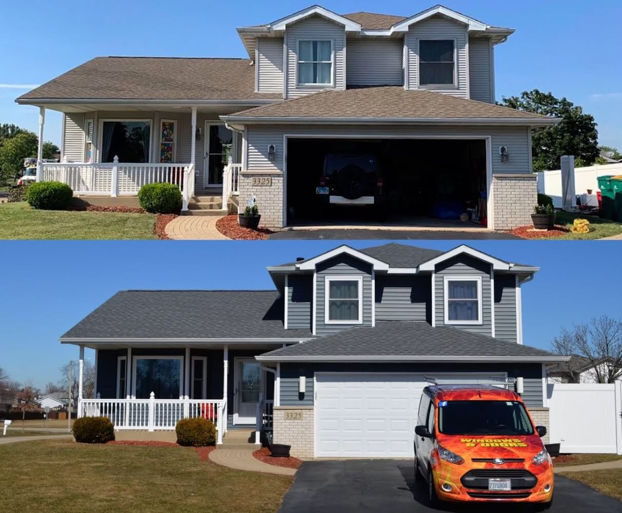 Naperville roofers