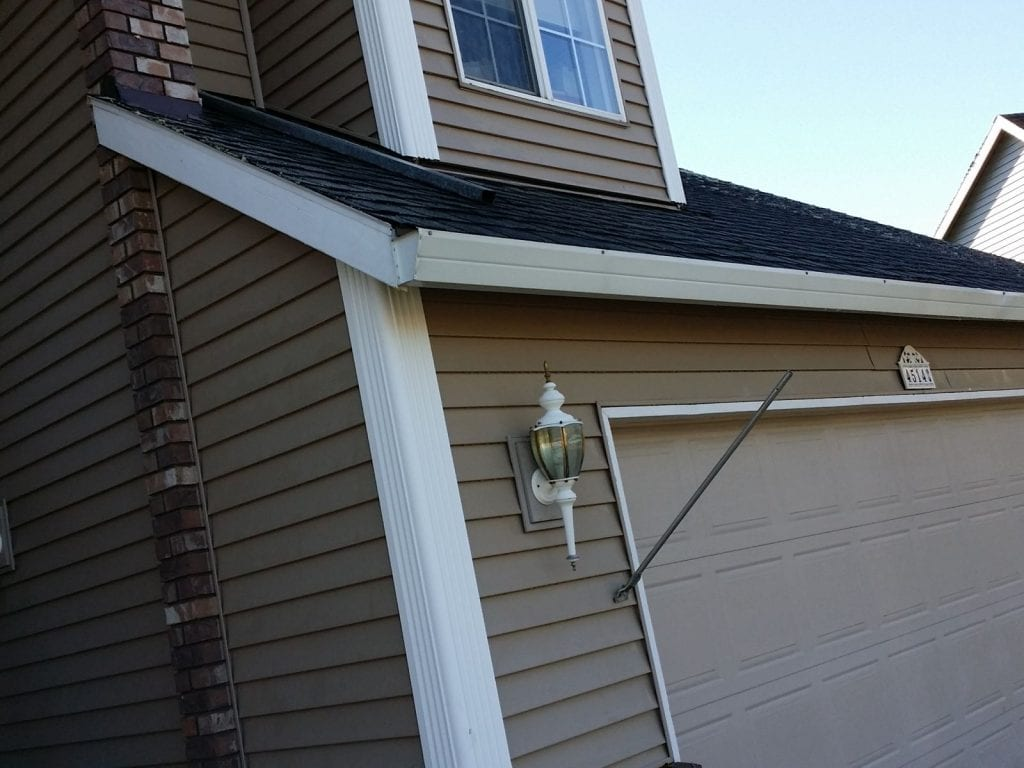 gutter and fascia replacement