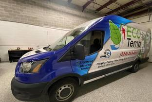 Fleet Wrapping Service